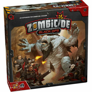 Zombicide: Invader Black Ops Expansion $33.00