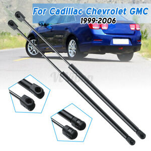 2x Rear Glass Window Strut Lift Support Shock For 99 06 Chevrolet Suburban Gmc