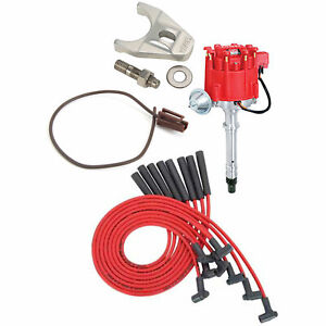 Msd Ignition 8365k1 Chevy Hei Ignition System Kit Big Block Chevy Includes Msd