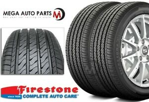 2 Firestone Ft140 215 55r16 93h All Season Traction Grand Touring Passenger Tire