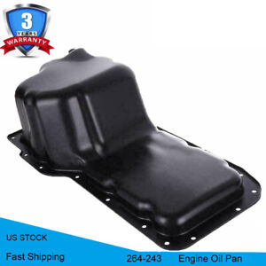 Engine Oil Pan For Dodge Ram 1500 2004 02 Jeep Grand Cherokee 04 99 V8 287 4 7l