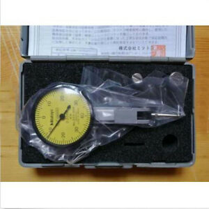 Mitutoyo Dial Test Indicator 0 0 8mm 513 404 0 01mm