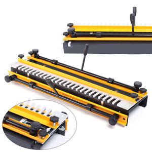 24 60cm Dovetail Router Joint Jig Machine Cabinet Woodwork Tool Cnc Template