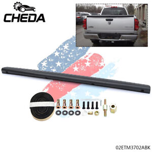 Tailgate Cover Fit 02 08 Dodge Ram 1500 2500 3500 Spoiler Molding Access Panel