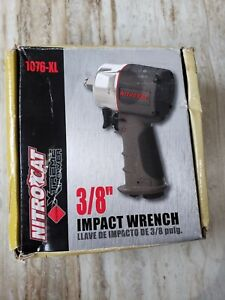 Aircat 1076 xl 3 8 Composite Compact Impact Wrench New Open Box