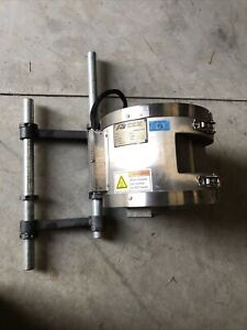 Applied Test Systems Series 3210 Split Hinge Tube Furnace 115v 1830w Max 220 F