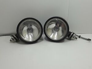 Nice Vintage Set Of Kc 4205 Daylighter Driving Lights Off Road Lights