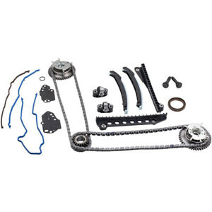 Timing Chain Kit Phaser For Ford F 150 F 250 F 350 Lincoln 5 4 Triton 3 valve