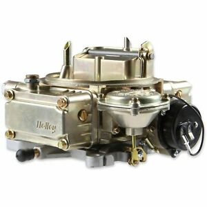 Holley 0 1848 2 4160 Classic Carburetor 465 Cfm 4 barrel Vacuum Secondary Electr