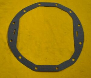 12 Bolt Rear End Differential Cover Gm Chevy Gasket Camaro Chevelle Rear End