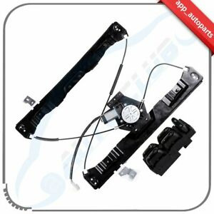 Window Switch Regulator With Motor For 2002 08 Ford Explorer 4d Front Left