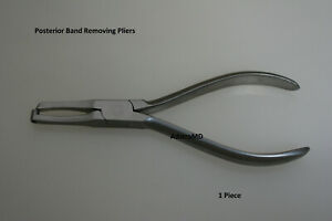 Dental Posterior Band Removing Contouring Seating Pliers Orthodontic Instruments