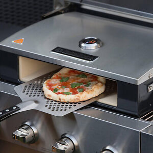Pizza Oven Professional Series Patented 5 Sided Stone Baking Chamber