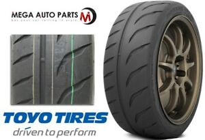 1 Toyo Proxes R888r 225 50zr15 Dry Wet Track Dot Competition Racing Tire