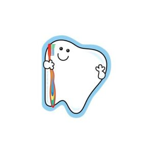 Creative Shapes Notepad Tooth Mini