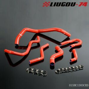 Silicone Radiator Hose Kit For Honda Civic 1 6l Sohc D15 D16 Eg Ek 1992 2000 Usa