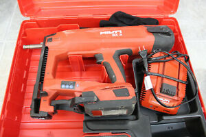 Hilti Bx 3 me Battery Actuated Fastener Fastening Kit W Hard Case