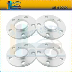 4pcs 12mm Universal Wheel Spacers 5x115 For Chevrolet Cadillac Buick Lacrosse