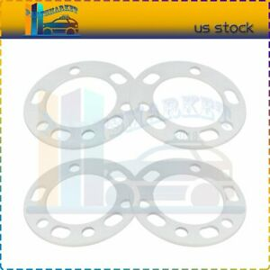 4pcs 6mm Universal Wheel Spacers 5x5 5 Or 5x135 For Cadillac Escalade Chevrolet