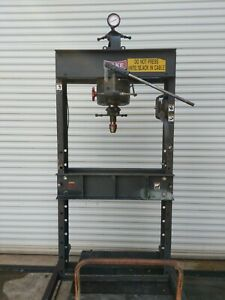 Dake 50h Hydraulic H frame Press For Pick Up In Ne Georgia
