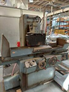 Brown Sharpe 824 cycle Size Surface Grinder