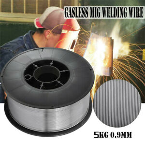 E71t 11 0 04inch 10 lb Gasless Flux cored Mig Welding Wire Industrial Supplies
