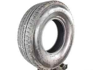 Lt E265 75r16 Firestone Winterforce Lt Used 265 75 16 123 R 8 32nds