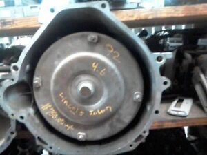 Automatic Transmission Aode Electric Shift Fits 92 Lincoln Town Car 17911