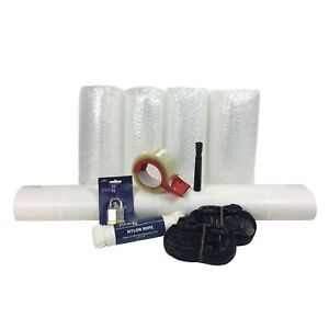 Uoffice Storage Moving Container Supplies Kit