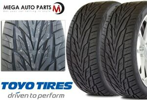 2 Toyo Proxes St Iii 255 55r18 109v M S All Season Performance Truck Suv Tires