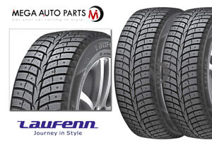 2 Laufenn I Fit Ice 225 60r16 102t Ice Snow Performance Studdable Winter Tires
