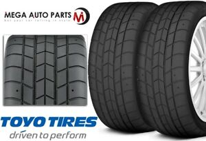 2 Toyo Proxes Ra1 225 50zr15 Dry Race Track Dot Competition Racing Tires