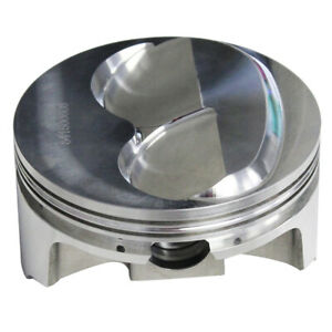 Pro Max Pistons Sbc 2618 Forged 23 Degree Dome 8 0cc Howards Cams 841500608