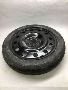 Compact Donut Spare Space Saver Tire Steel Wheel 17 Ford Flex 09 19 Oem