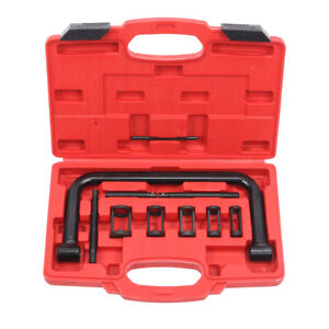 5 Sizes Valve Spring Compressor Pusher Automotive Tool For Car Motorcycle