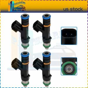 Fuel Injectors For Ford Focus Transit Connect 2 0l 2011 2010