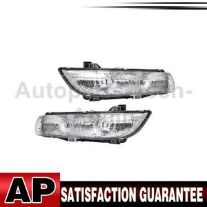 Tyc Headlight Assembly Left Right Set Of 2 For Saturn Sl 1996 1999