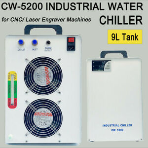 Industrial Water Chiller Water Cooling Chiller For Cnc laser Engraving Machine