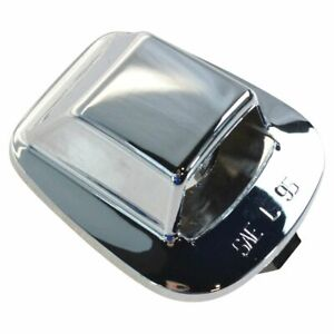 Oem License Plate Light Lens Housing Lh Or Rh Chrome For Dodge Dakota New