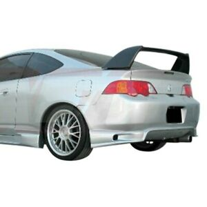 For Acura Rsx 02 04 Ait Racing Ing Style Fiberglass Rear Bumper Cover Unpainted
