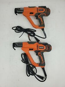 Ridgid R6791 3 In Drywall And Deck Collated Screwdriver For Parts Or Repair 16
