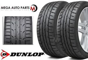 2 Dunlop Direzza Dz102 205 55r16 91v Uhp Ultra High Performance Summer Tires