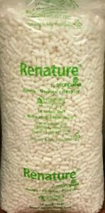 104 Gallon Anti Static Biodegradable Packing Peanuts 14 Cubic Feet Local P u
