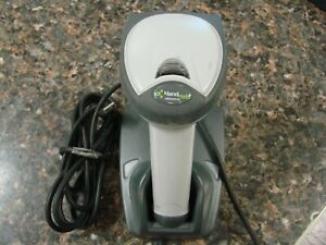 Handheld Products Hw 30205 Wireless Barcode Scanner And Charger Dock