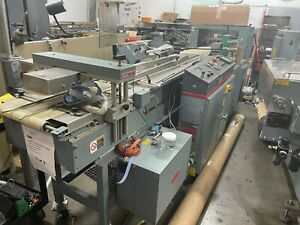Shanklin Shrink Wrap Machine Used In Great Condition