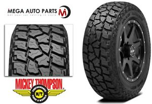1 Mickey Thompson Baja Atz P3 35 12 50r17 119q 45000 Mile All Terrain Mud Tires