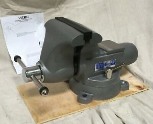Wilton 1780a Heavy Duty Combination Vise 8 Jaw Width 6 3 4 Max Opening