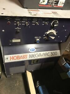 Hobart Mega Arc 300 Stick Welder