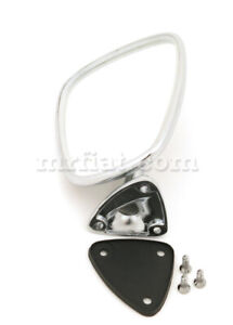 Fiat 124 Spider Usa Touring Vitaloni Side View Mirror Up To 1978