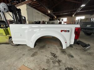 New Takeoff 2020 Ford Oem F350 Dually 8ft Bed Lights Tailgate Rear Bumper